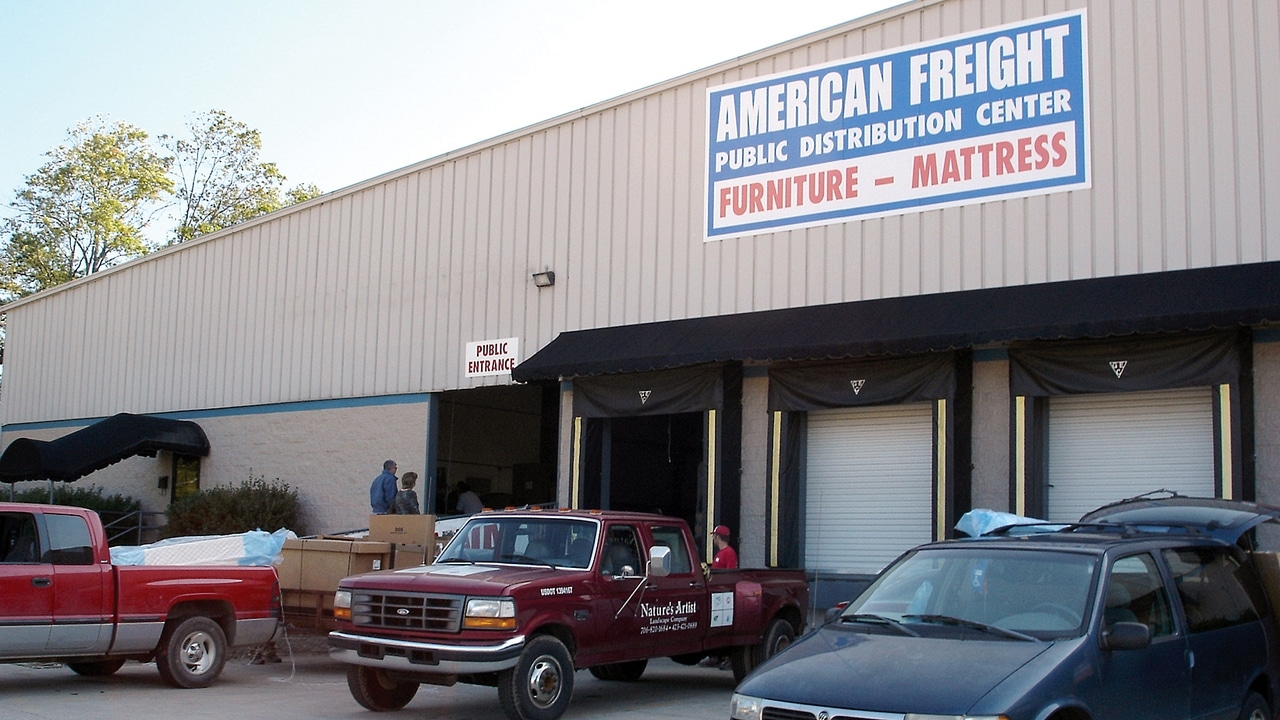 American Freight Furniture And Mattress, Chattanooga Tennessee (TN)