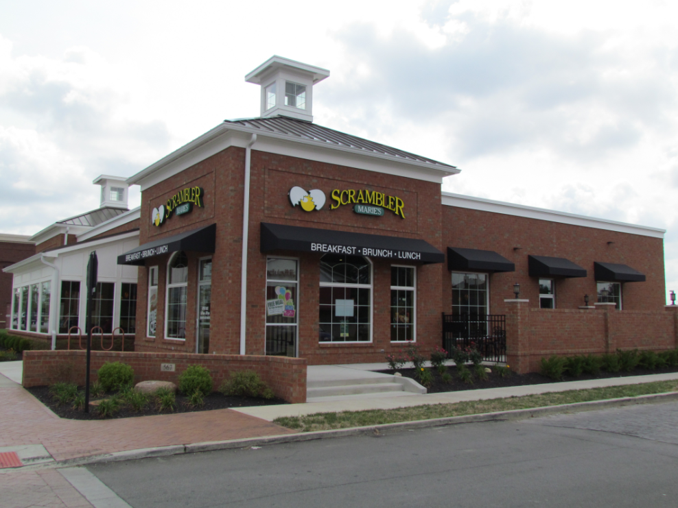Golden Corral Restaurant In Cleveland Ohio