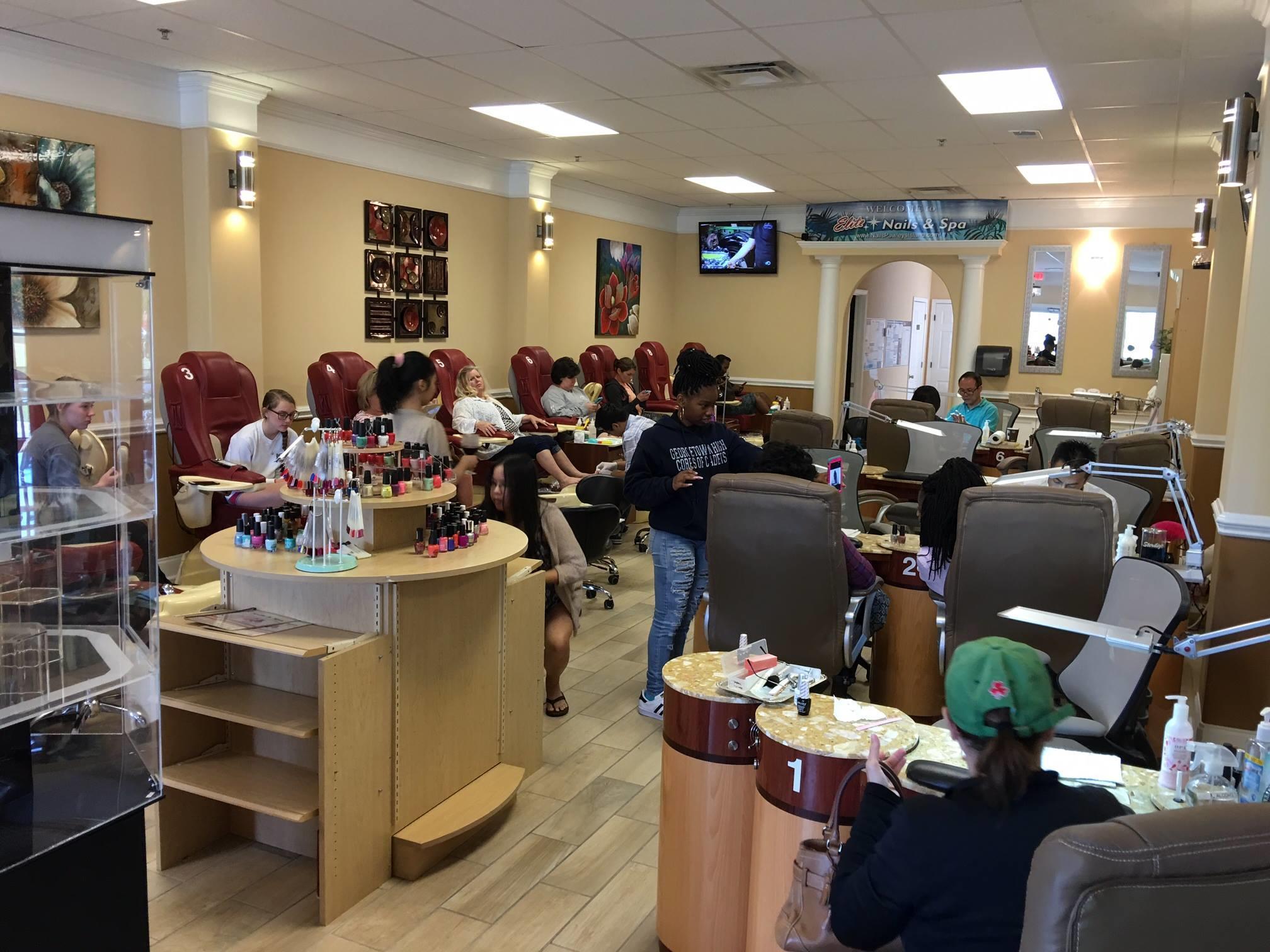 Elite Nails & Spa in Pawleys Island, SC 29585 - ChamberofCommerce.com