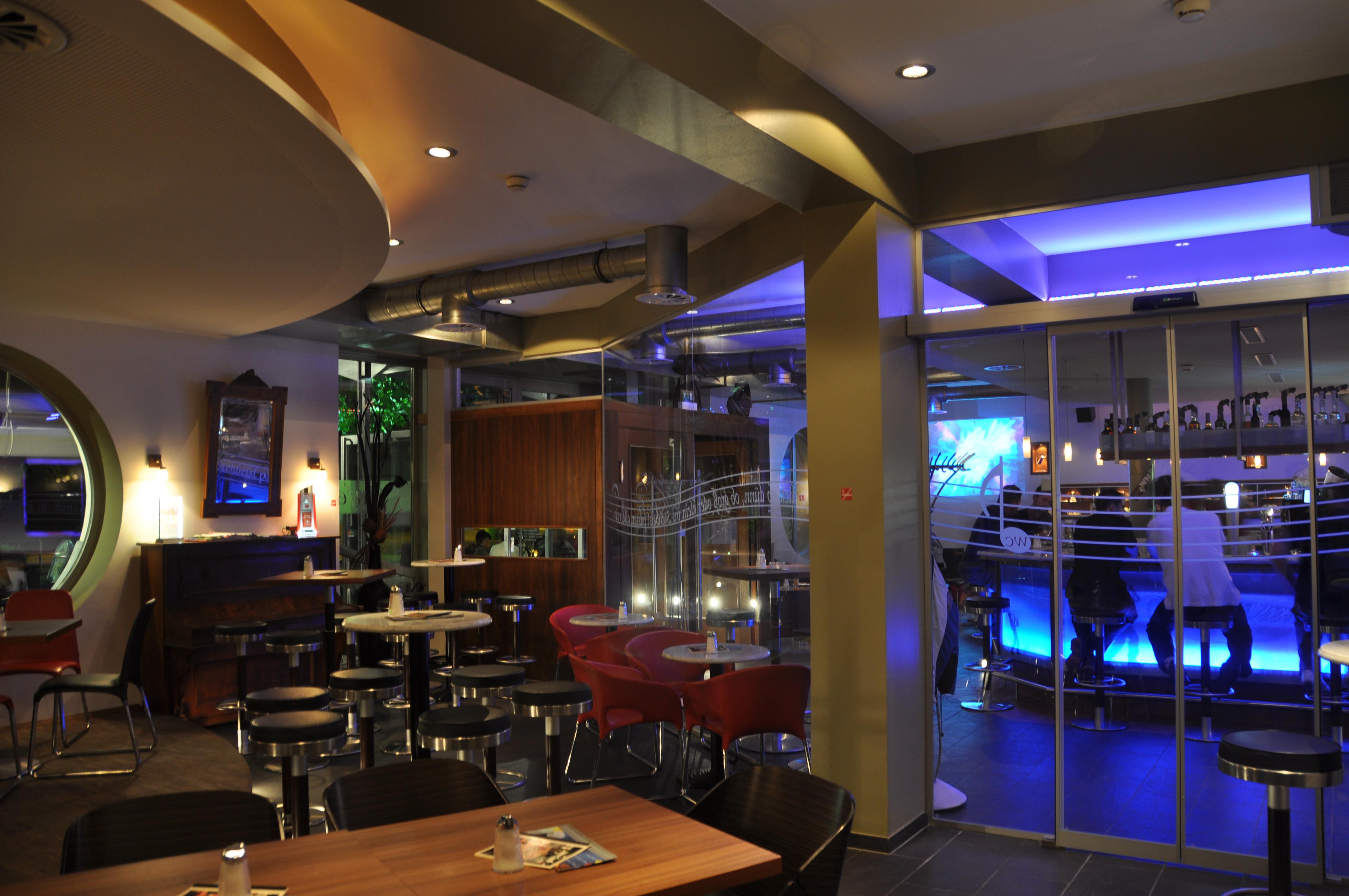 Cafe Bar Steh