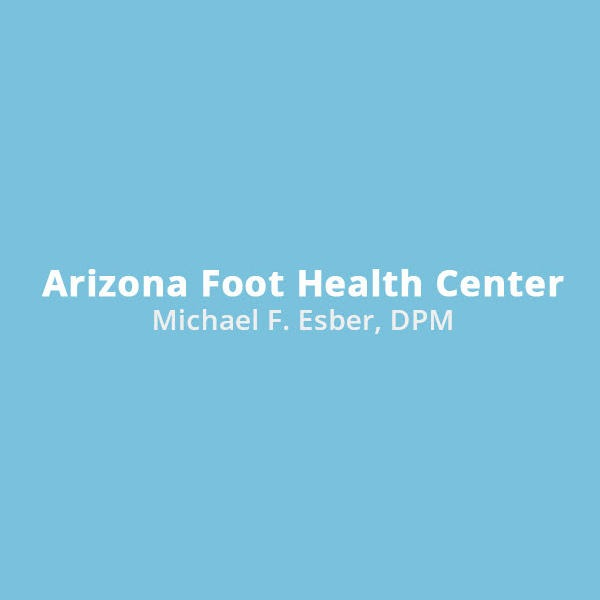 Arizona Foot Health Center: Michael F. Esber, DPM - Sun City West, AZ 85375 - (623)546-4930   ShowMeLocal.com