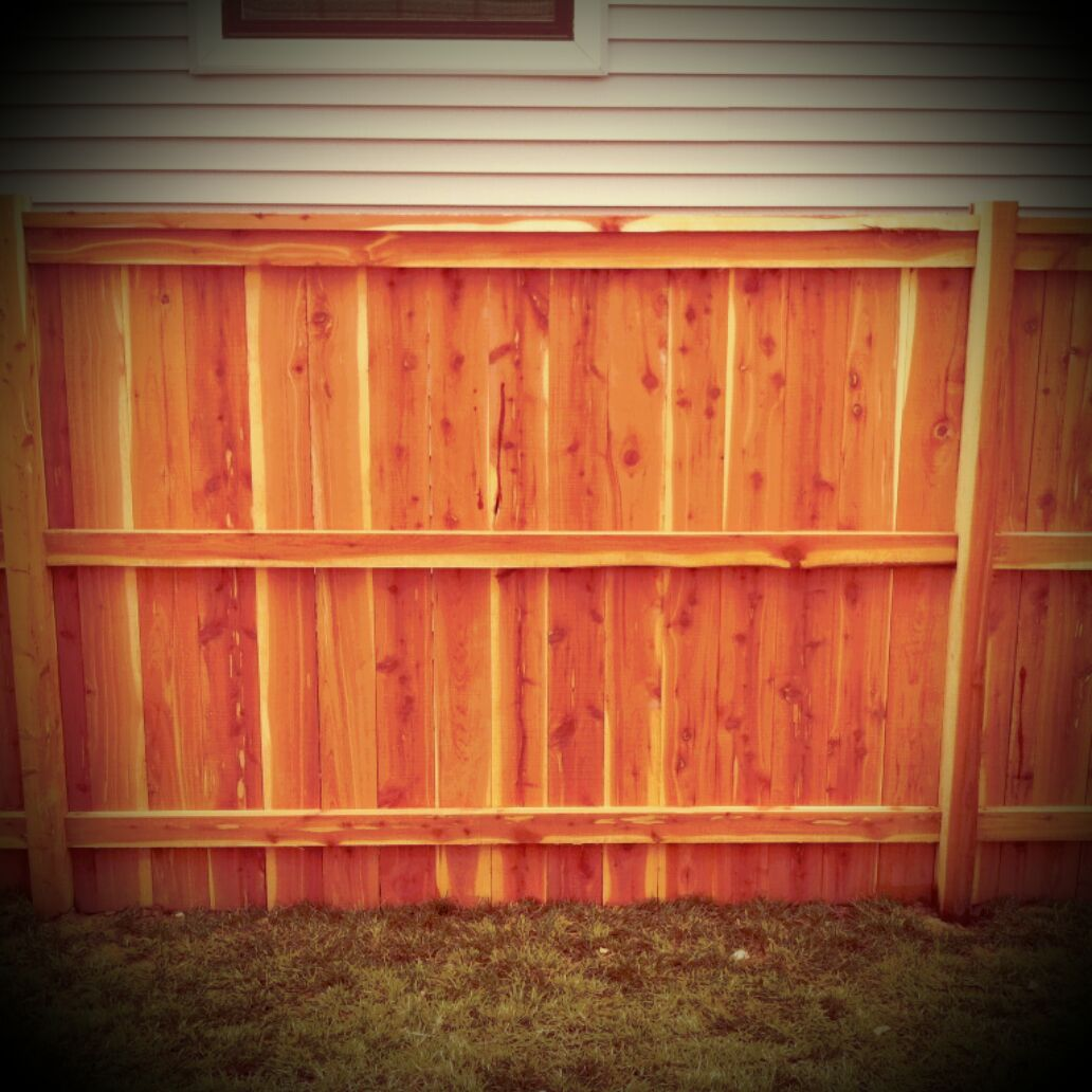 Just Wooden Fences St Louis Mo First Choice Fence Company
