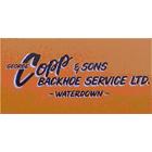 George Copp Backhoe Service Ltd in Waterdown