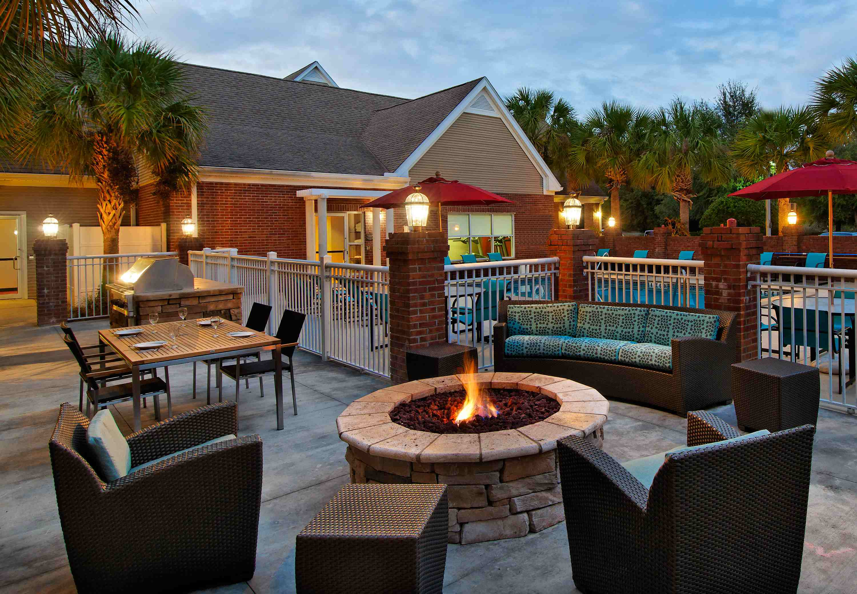 Residence Inn By Marriott Tampa North I 75 Fletcher Tampa