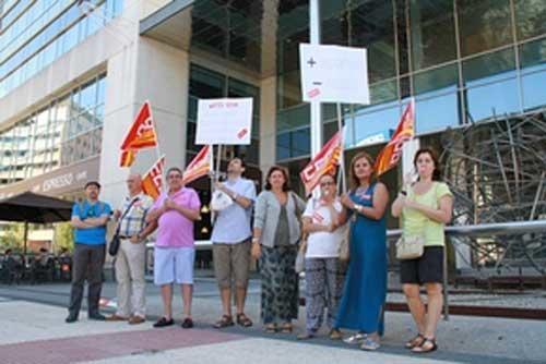 Comisiones Obreras de Aragón