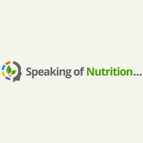 Speaking Of Nutrition