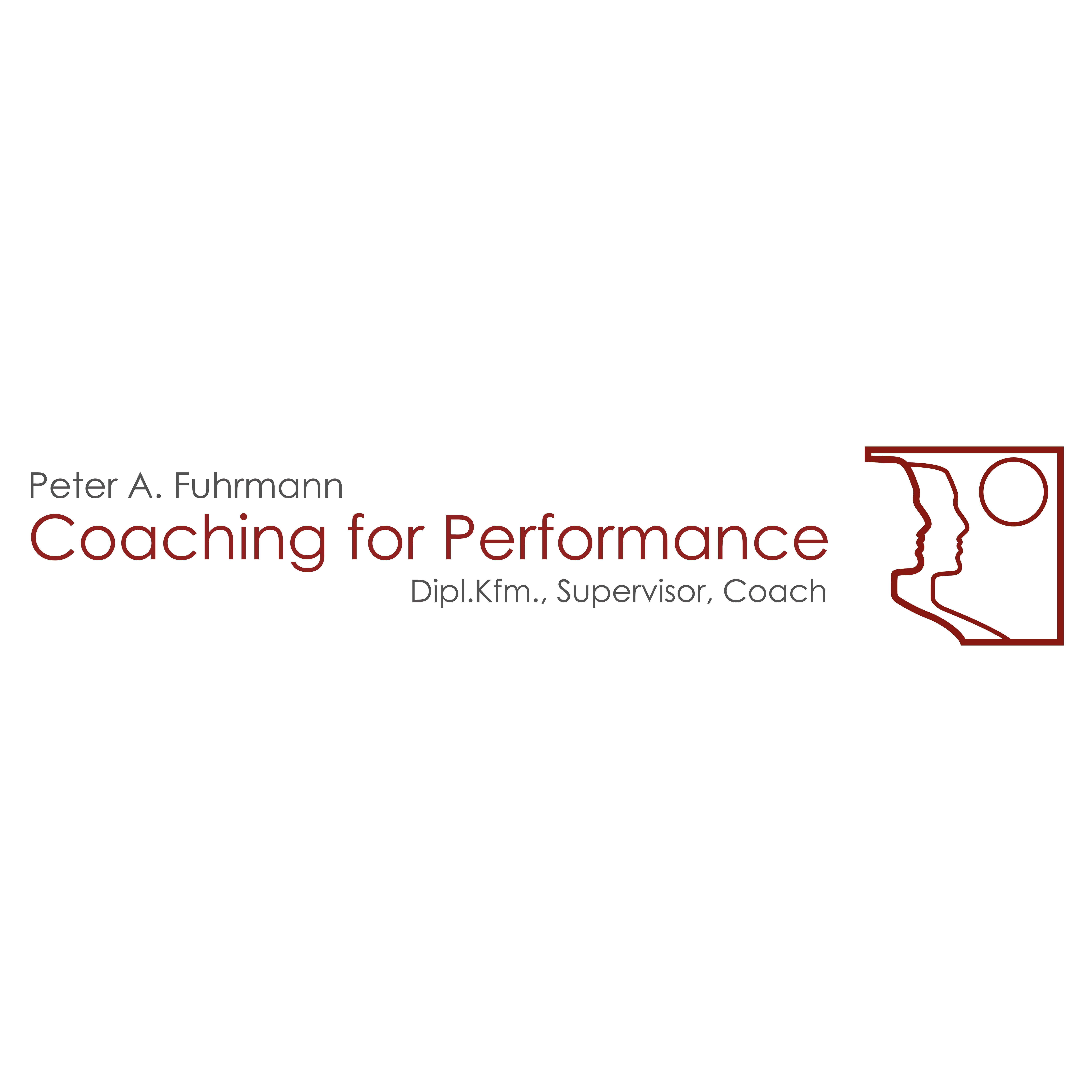 Bild zu Coaching for Performance. Dipl. Kfm. Peter A. Fuhrmann in Düsseldorf