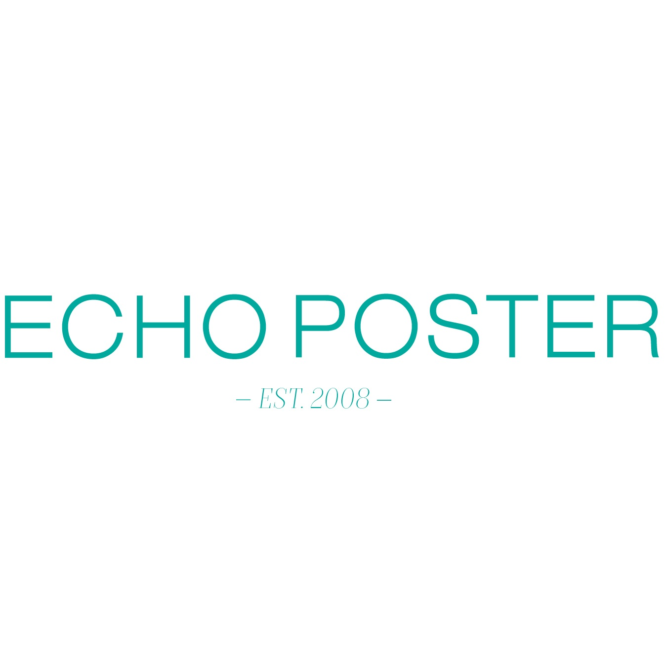 Echoposter Plakatwerbung Berlin