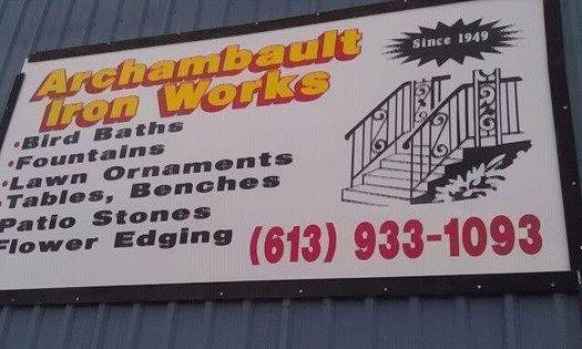 Archambault Iron Works