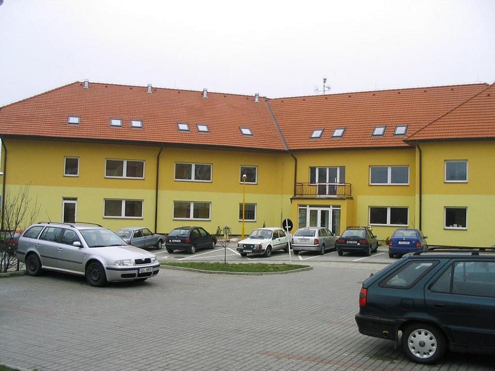 Obec Topolná