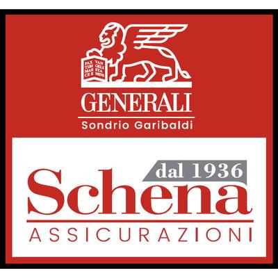 Generali Agenzia Sondrio Garibaldi - Schena 1936