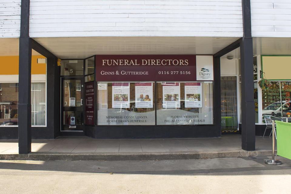Ginns & Gutteridge Funeral Directors