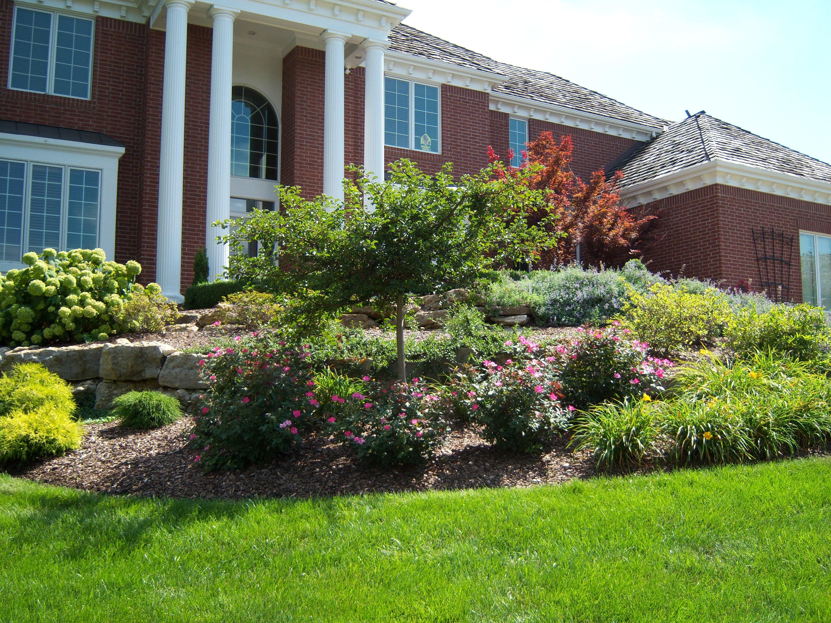 Landscaping Overland Park Ks : Greenleaf garden services in overland park ks