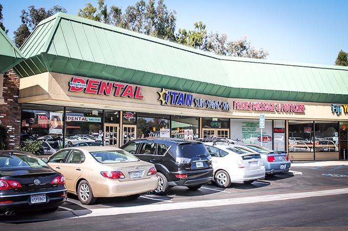 San Diego Location (Parking)