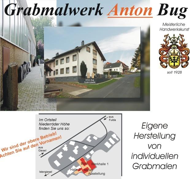Anton Bug Grabmalwerk