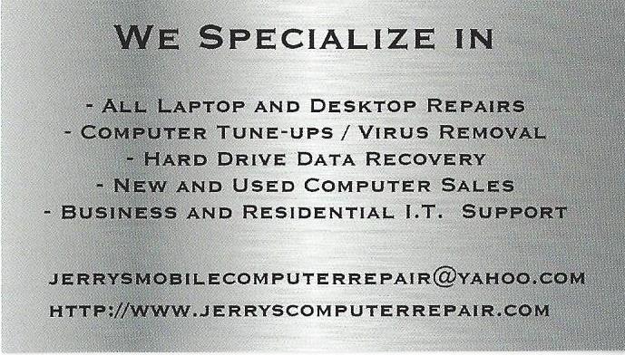 Computer Repair Rapid City Sd