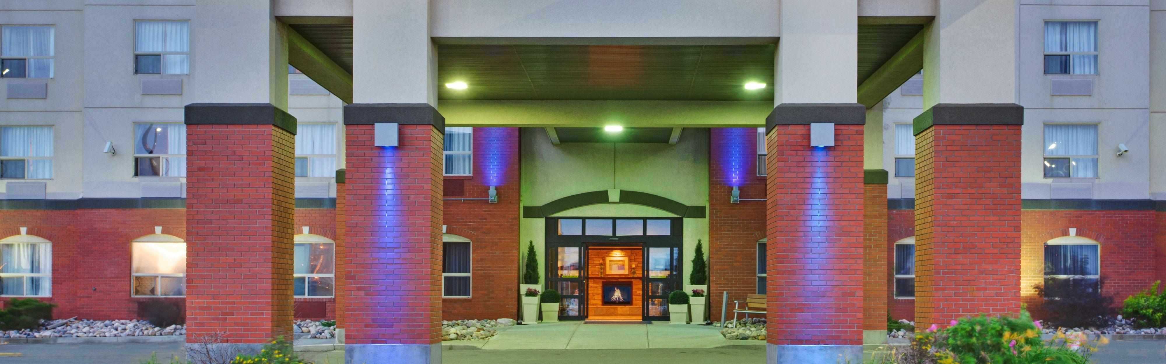 Holiday Inn Express & Suites Sherwood Park-Edmonton Area