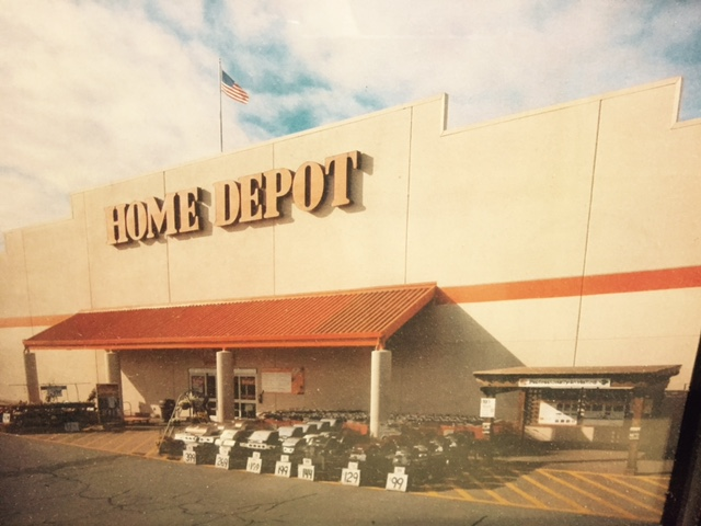 the home depot in anderson sc 29621