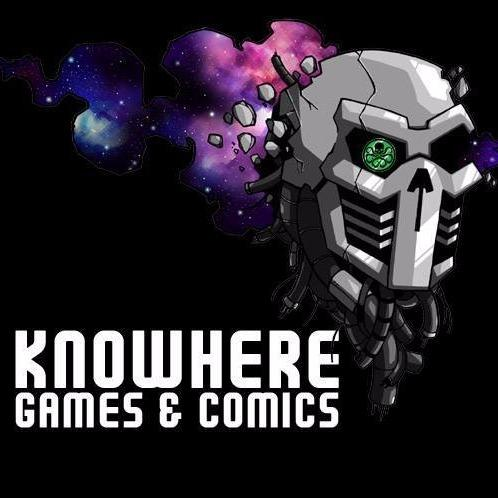 image of Knowhere Games & Comics