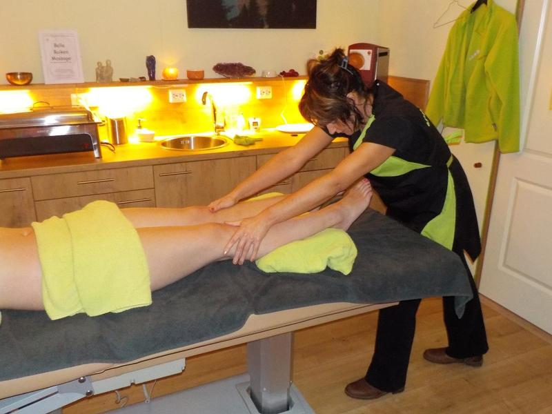 Salon De Kleine Oase Pedicure en Massage