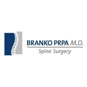 Branko Prpa MD - Spine Surgery