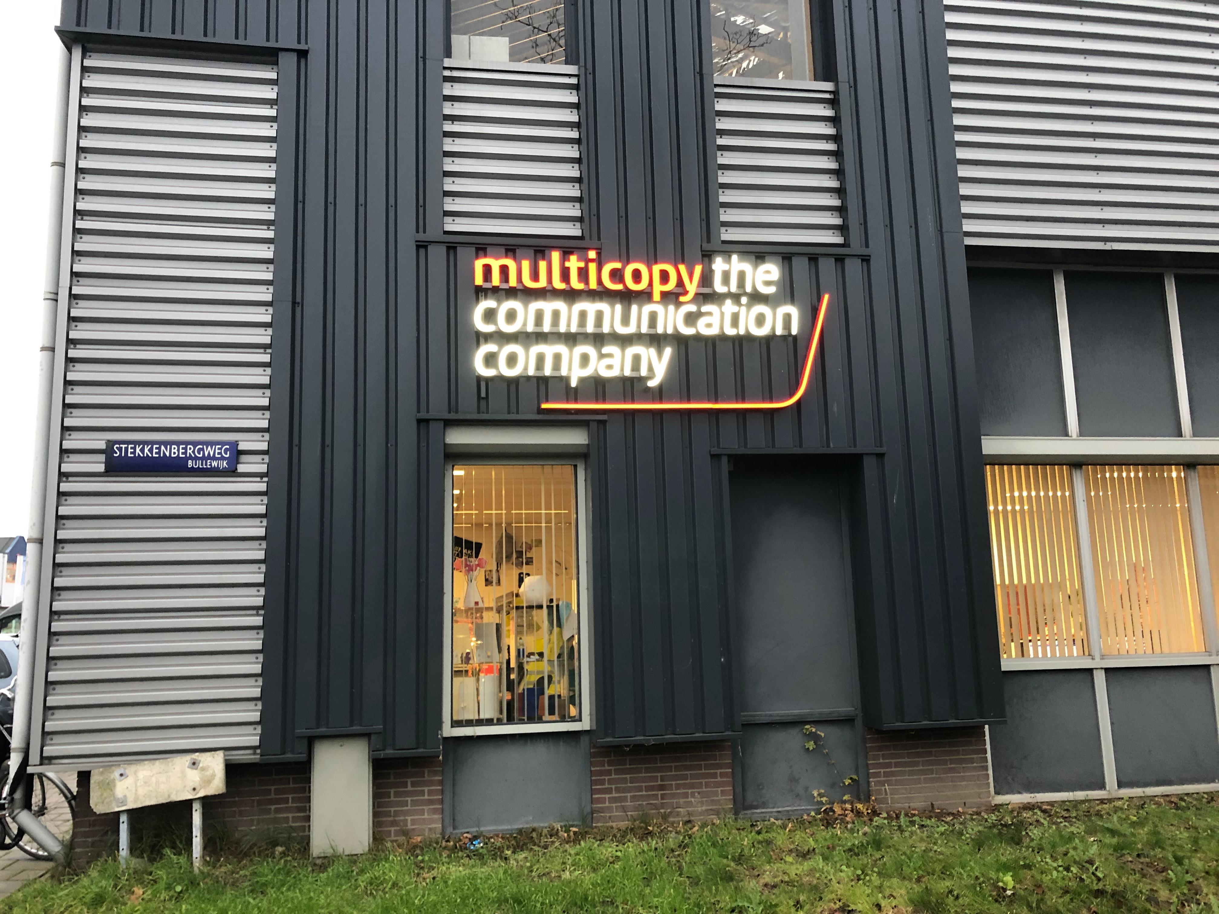 Multicopy The Communication Company | Amsterdam Amstel