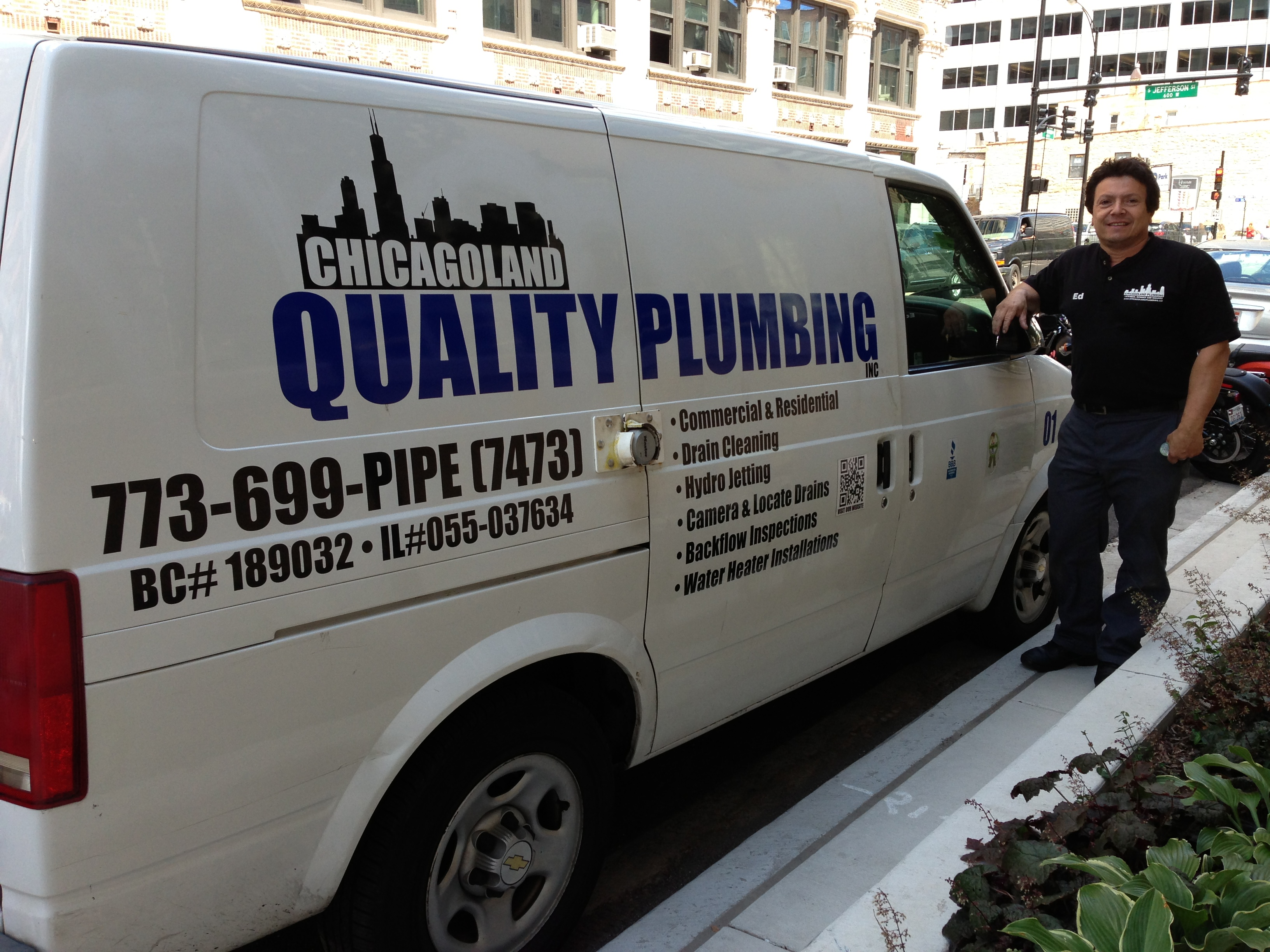 Chicagoland Quality Plumbing Inc Chicago Illinois IL