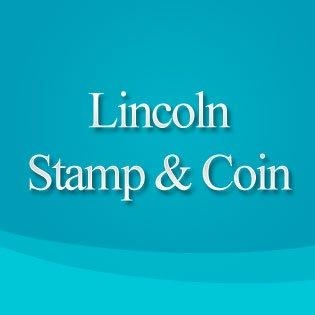 Lincoln Stamp & Coin