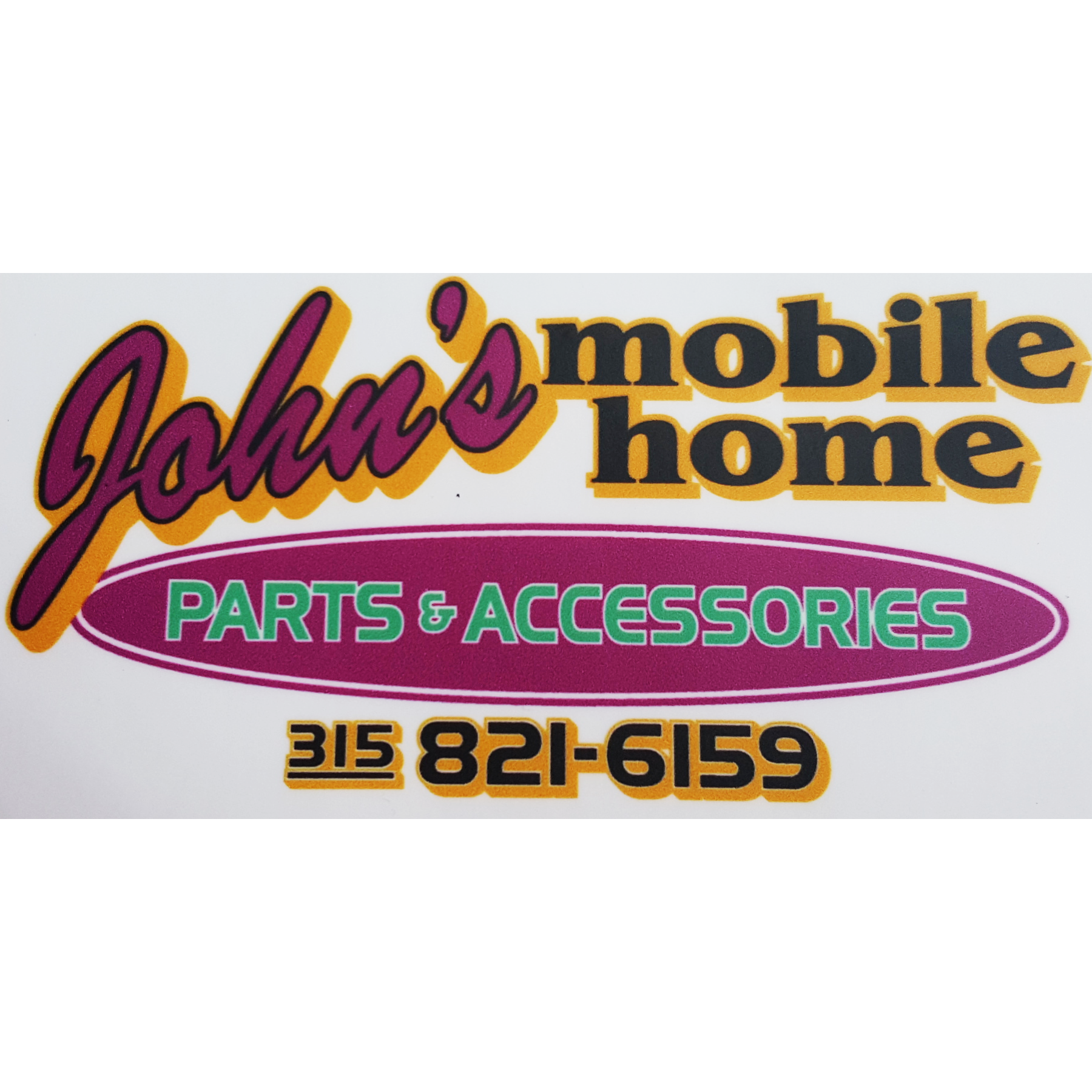 Johns Mobile Home Parts & Accessories