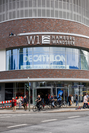 Decathlon Hamburg-Wandsbek