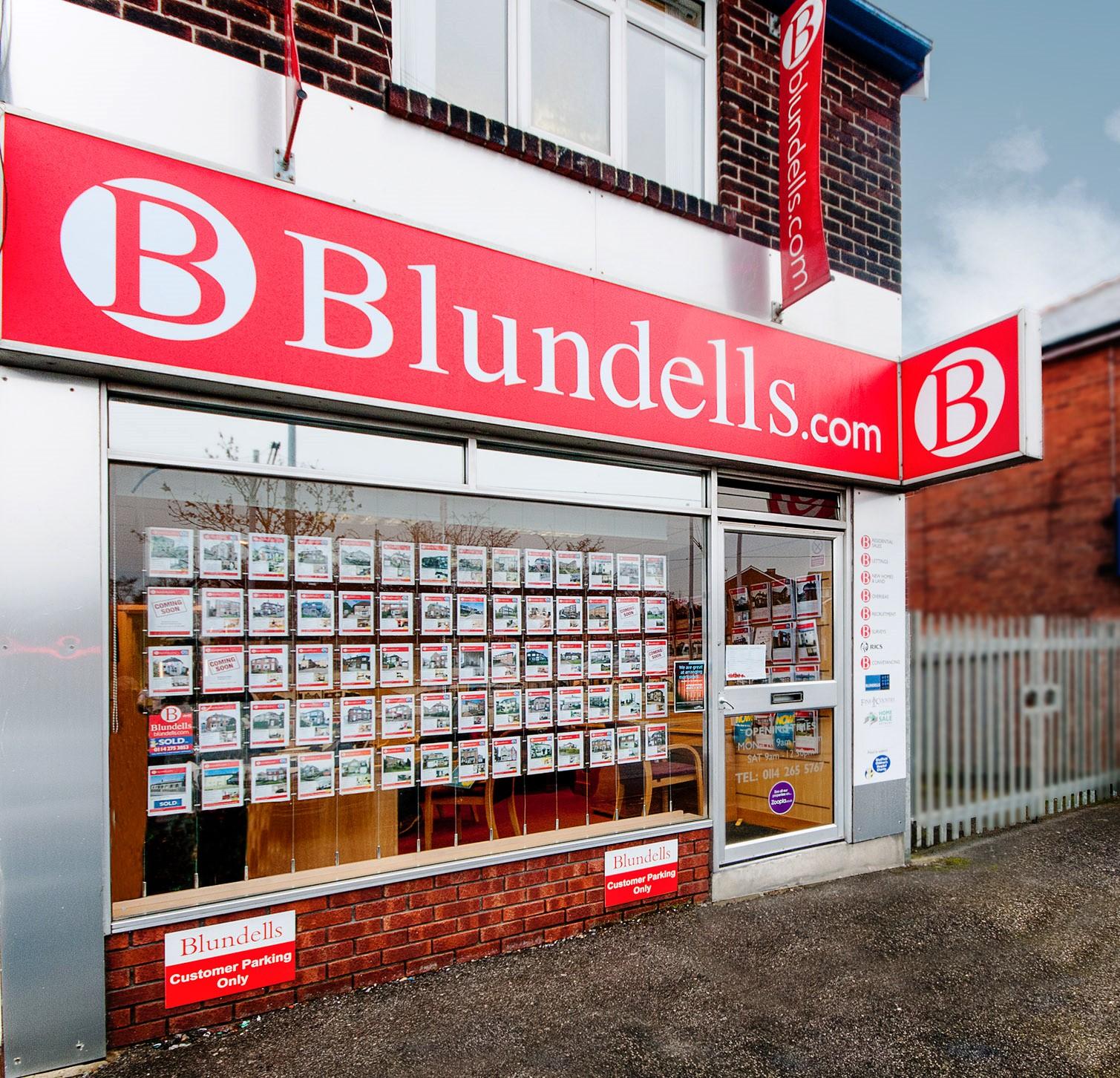 Blundells Estate Agents Gleadless