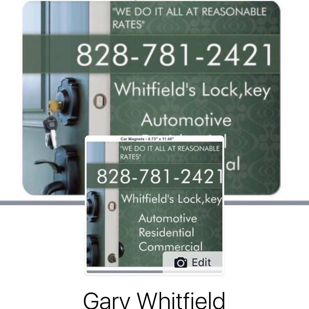 Gary Whitfield's Lock & Key
