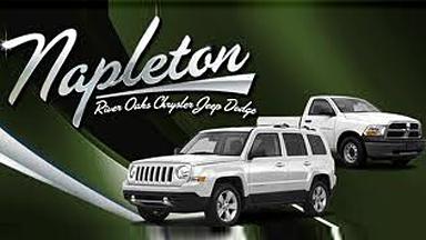 Napleton River Oaks Chrysler Jeep Dodge In Lansing Il
