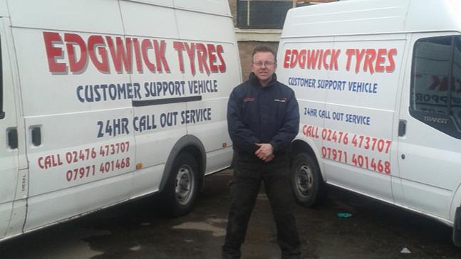 Edgwick Tyres (Coventry) LTD