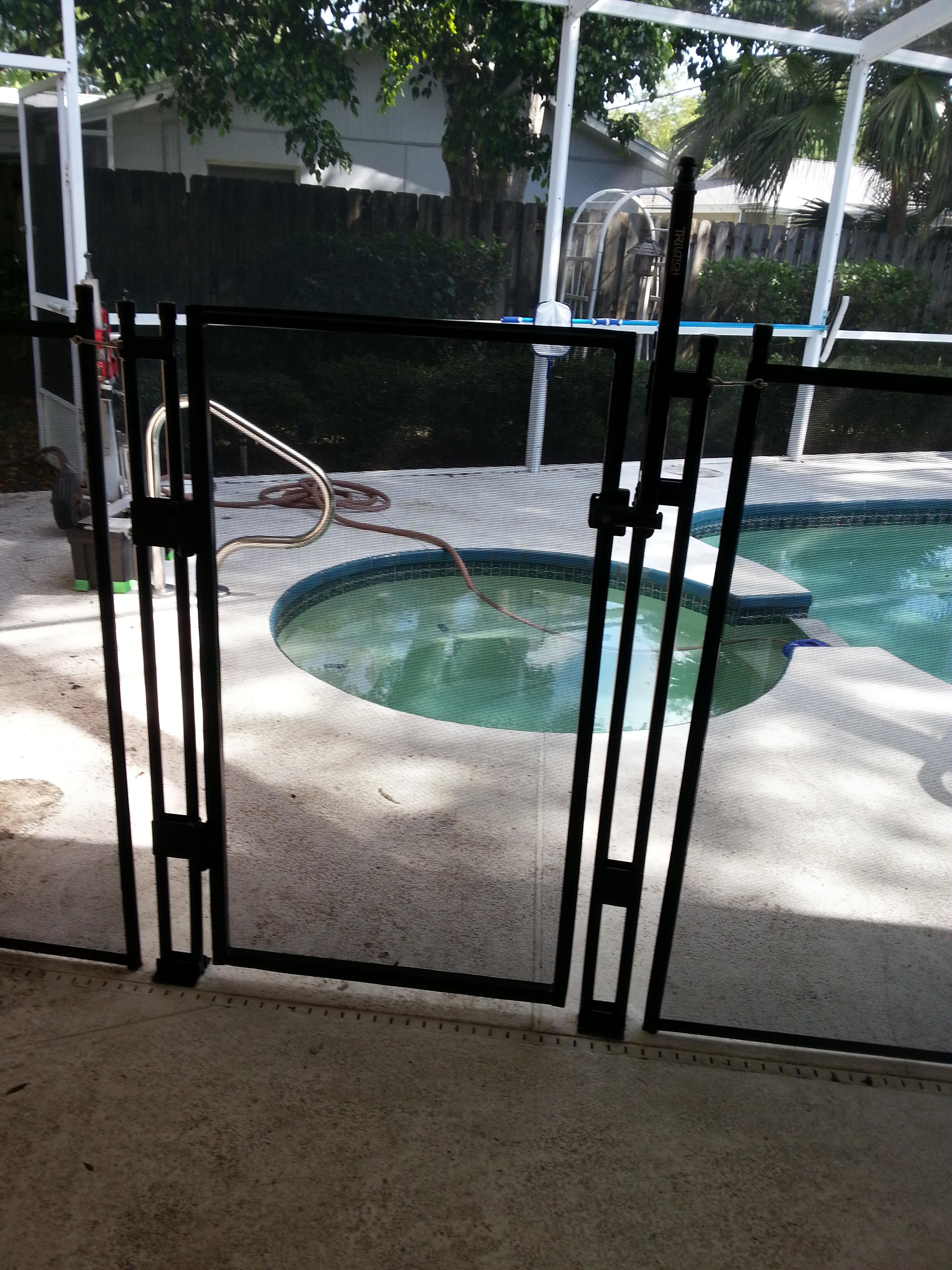 Childcare pool fence systems in palm harbor fl