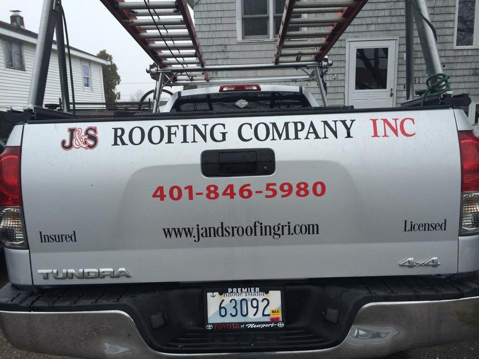 J Amp S Roofing Company Inc Middletown Rhode Island Ri