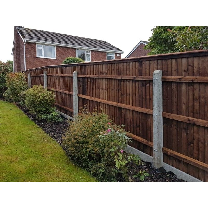 L Amp S Carpentry Amp Fencing Fences And Barriers Wood