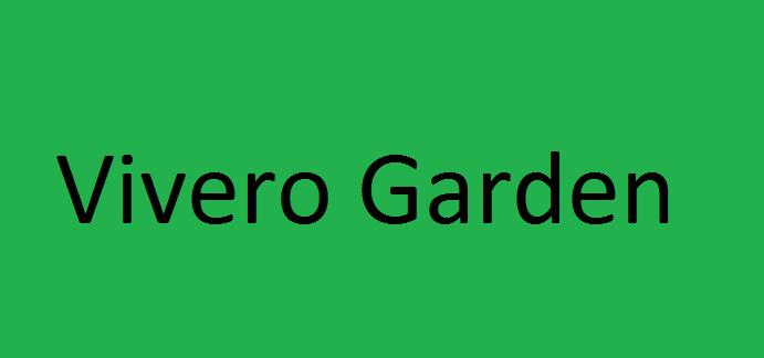 VIVERO GARDEN