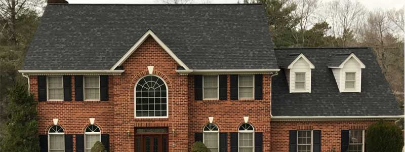 In addition to working on roofing repair projects, we can also do full roof replacements in Hickory.