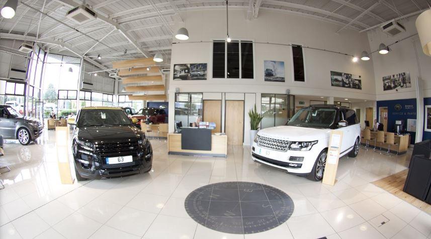 Car Dealers Riverside Northampton