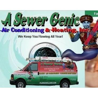 A Sewer Genie - Hillsborough, NJ - Heating & Air Conditioning