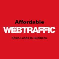Affordable-Webtraffic