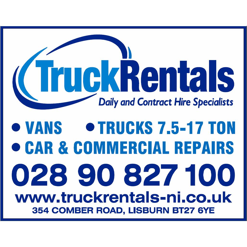 Truck Rentals N.I - Lisburn, Kent BT27 6YE - 02890 827100 | ShowMeLocal.com
