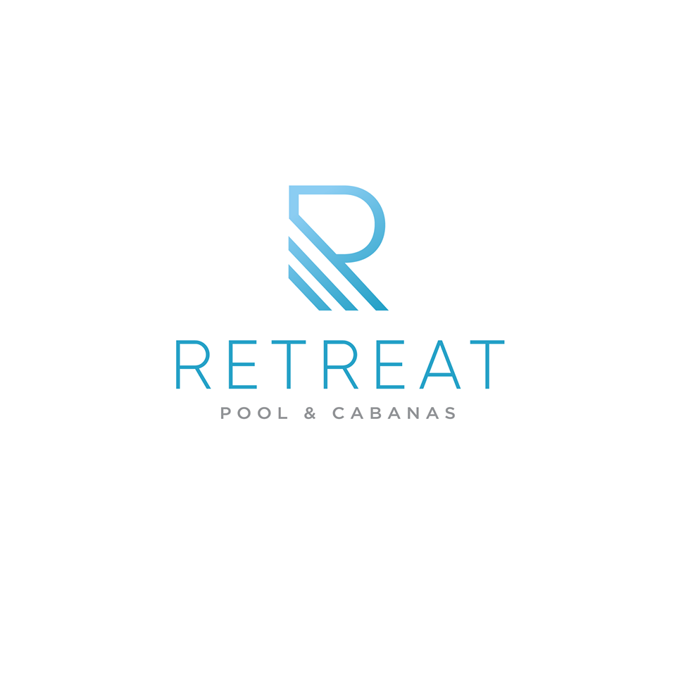 Retreat Pool & Cabanas