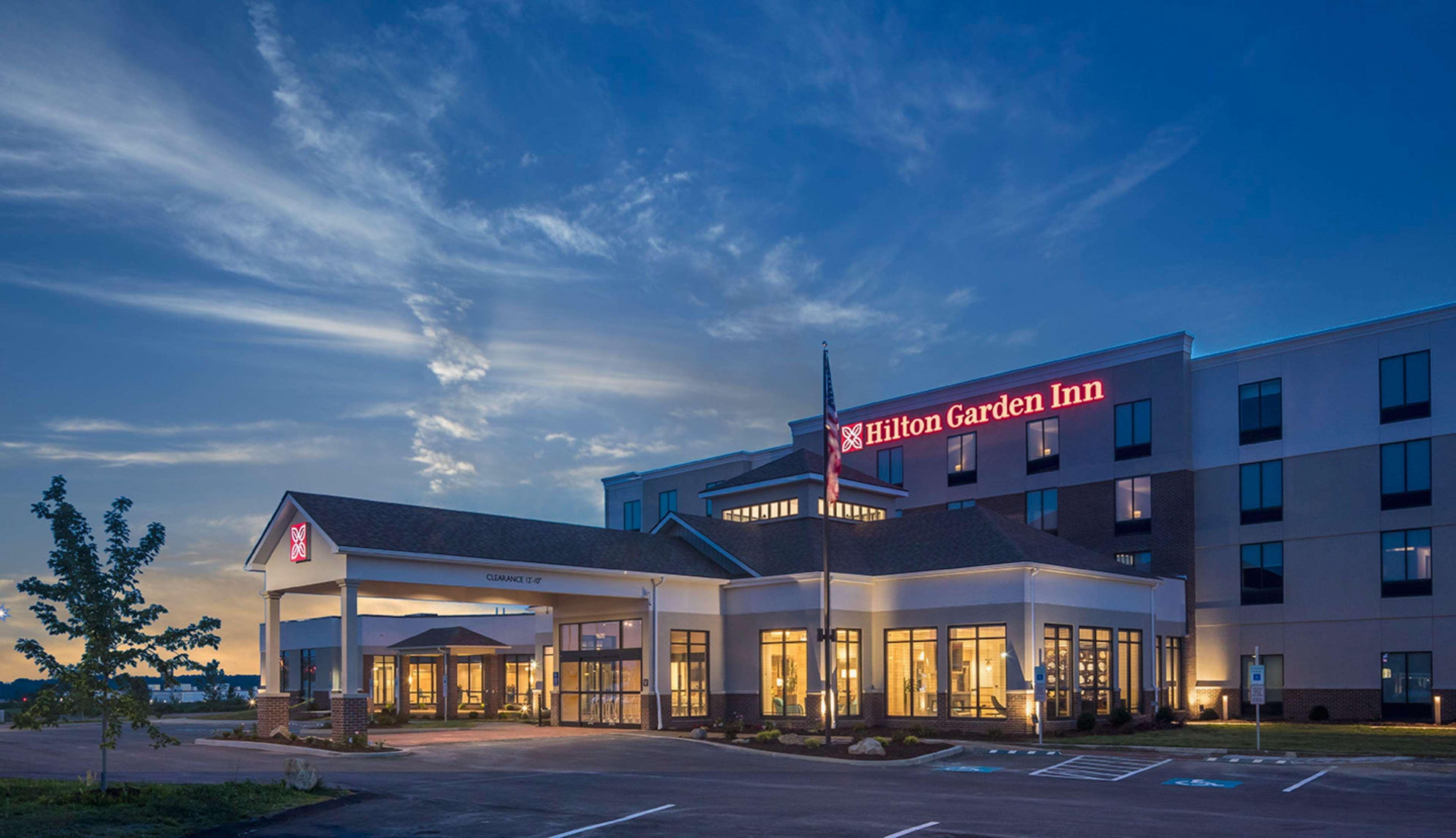 Hilton Garden Inn Pittsburgh Airport Moon Township