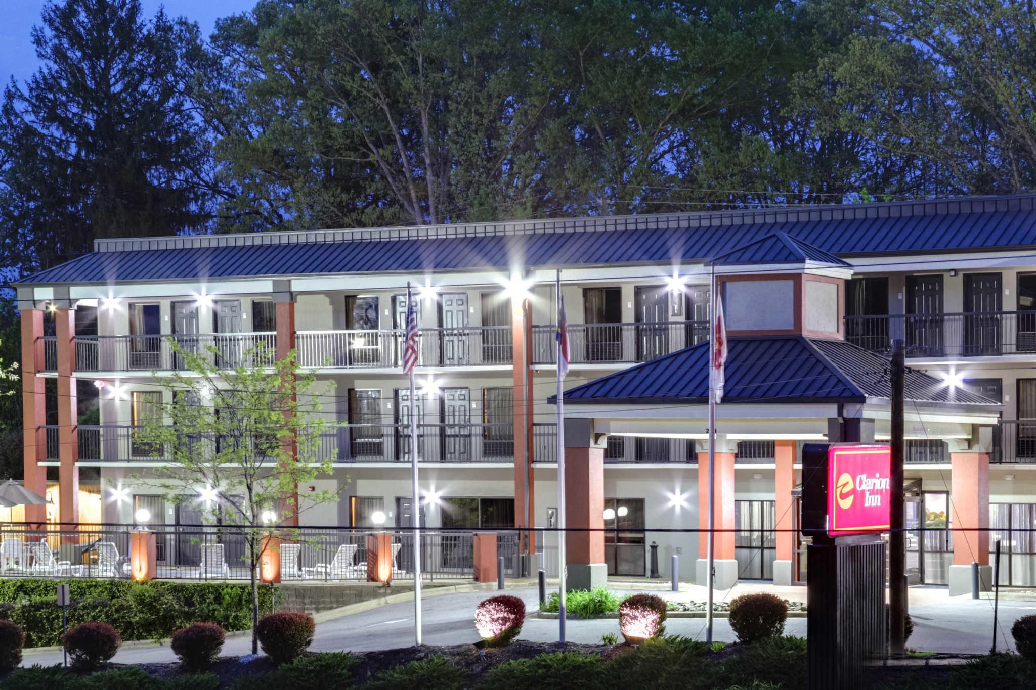 Hotel Near Us Cellular Center Asheville Nc