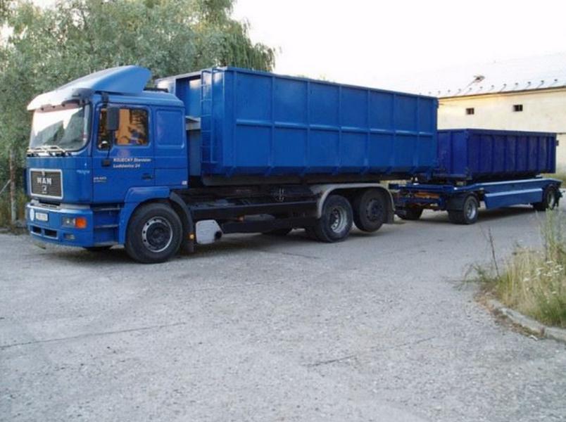 Odpady Kojecký – odvoz fekálií a čištění odpadních vod  ADR