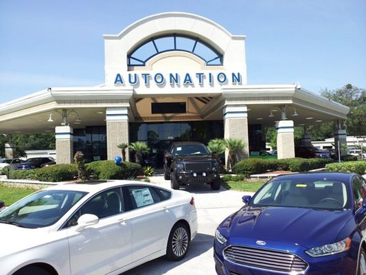 Autonation Ford Jacksonville >> AutoNation Ford Jacksonville, Jacksonville Florida (FL) - LocalDatabase.com