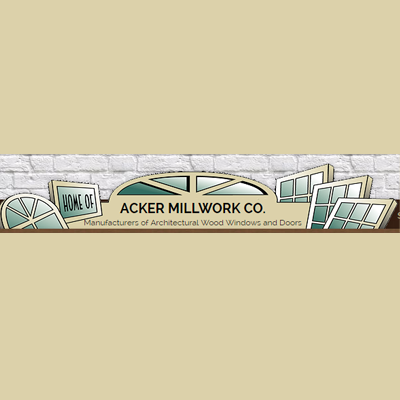 Acker Millwork Co Inc