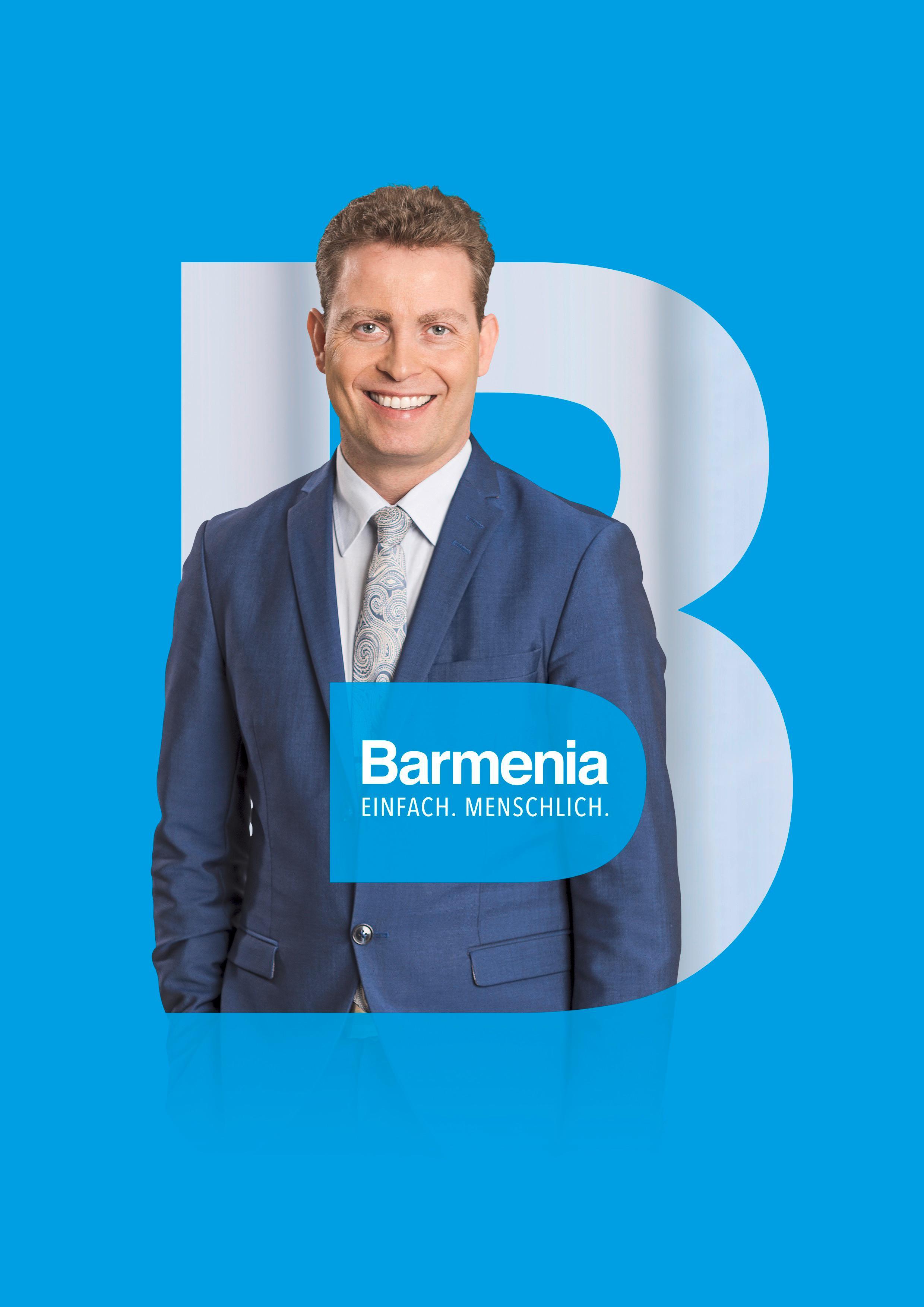 Andre Simon. Ihr Ansprechpartner für die Barmenia Versicherung in Essen.